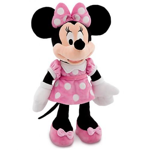Minnie Mouse в платье от компании Дисней 45 см