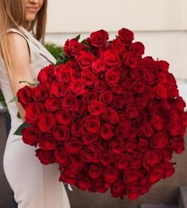 Розы GOLD 101 роза