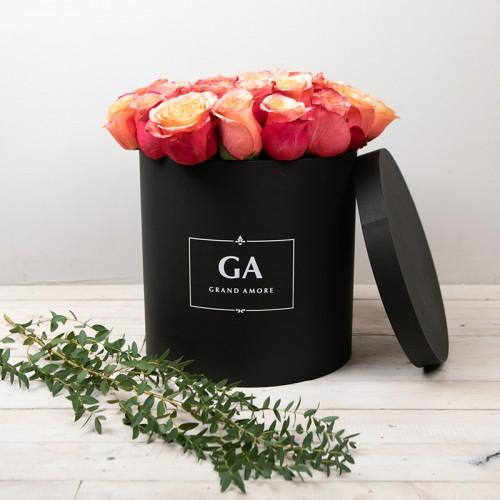 Цветы в коробке Florence