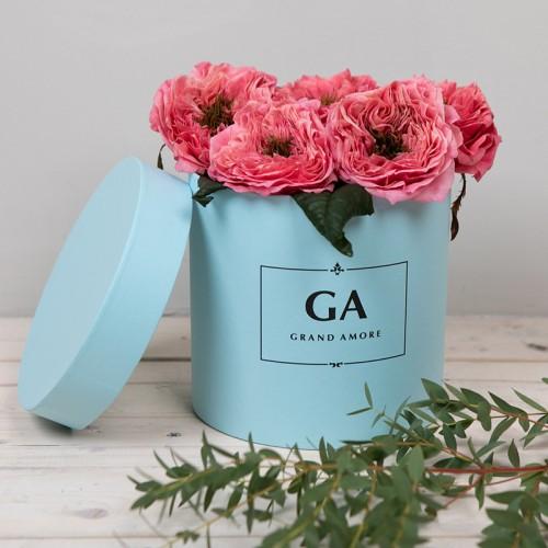 Цветы в коробке Heidi