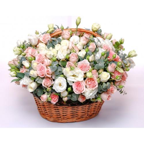 Корзина цветов Sitty