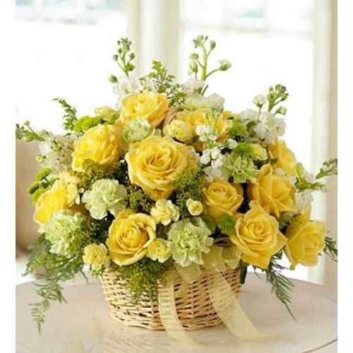 Корзина цветов Catalina