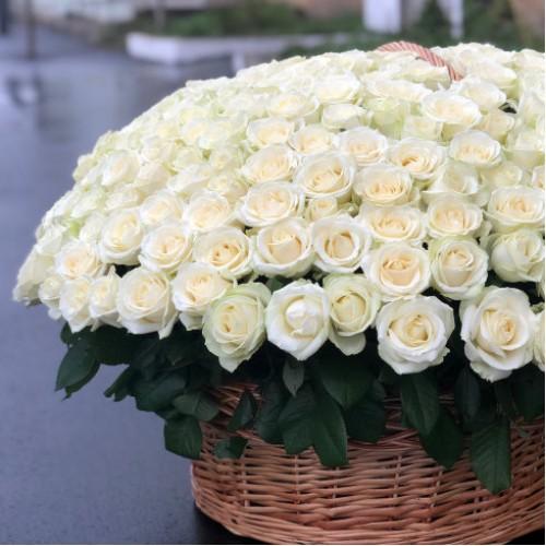Корзина цветов Selena