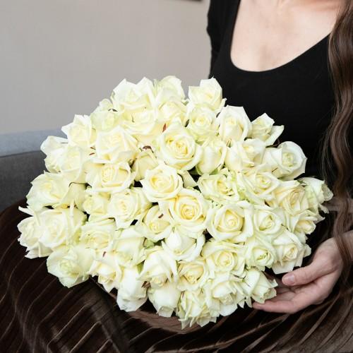 Розы WHITE NAOMI