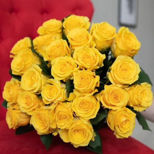 Розы YELLOW