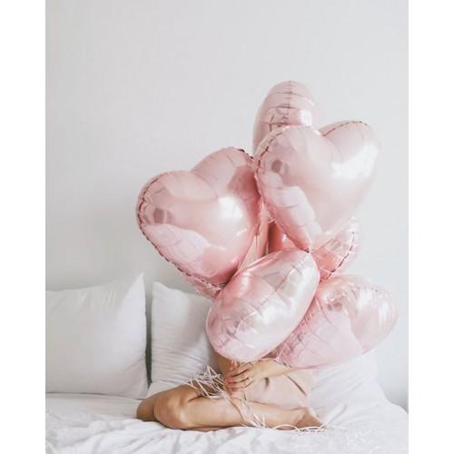 Набор шаров PINK Hearts